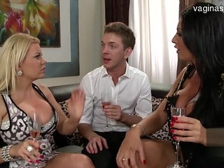 Young pornstar punishment